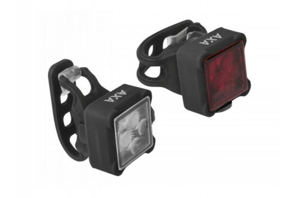AXA Niteline 44 Bike Light Set