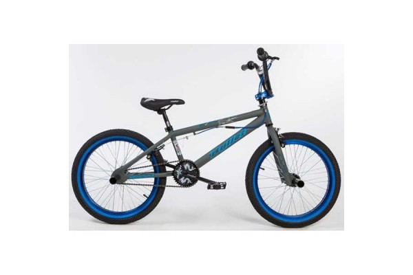 BULLET Bora BMX grey-blue